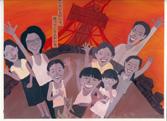 クボ桂汰「三丁目の夕日」