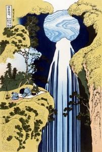 木曽阿弥陀が滝